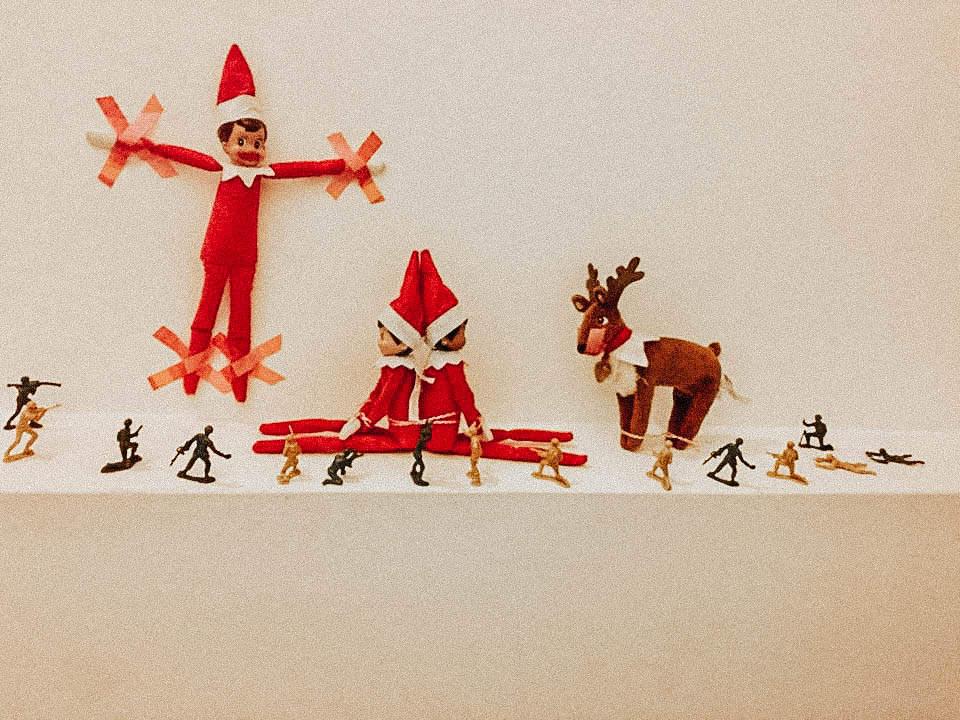 Elf-on-the-Shelf Ideas that will surprise and delight